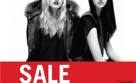 30% - 90% Sale at Forever 21, May 2018