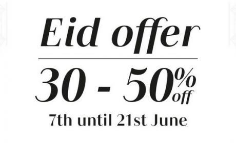 30% - 50% Sale at Galeries Lafayette, June 2018