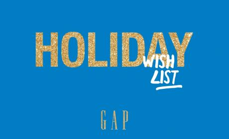 Up to 25% Sale at Gap, December 2016