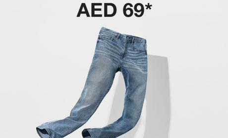Special Offer at Gap, July 2018