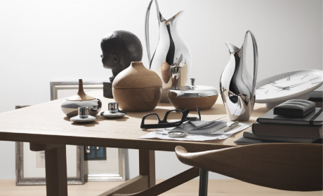 Up to 30% Sale at Georg Jensen, August 2017