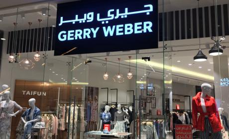 Up to 25% Sale at Gerry Weber, May 2017