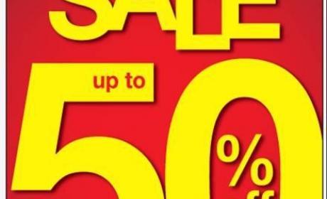 25% - 50% Sale at Giordano, February 2016
