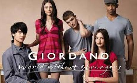 Special Offer at Giordano, July 2014
