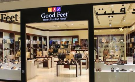 Up to 25% Sale at Good Feet, June 2017