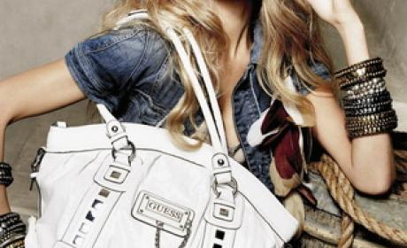 Spend 395 And get a free wallet Offer at Guess, October 2017