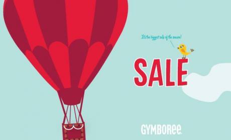 30% - 70% Sale at Gymboree, May 2017
