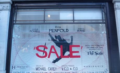 30% - 50% Sale at Hackett, February 2016