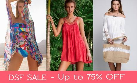 Up to 75% Sale at Hamac, February 2016