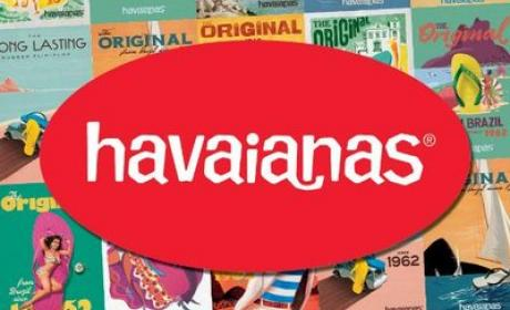 Buy 2 and get 1 Offer at Havaianas, June 2017