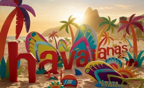 Buy 2 and get 1 Offer at Havaianas, August 2017