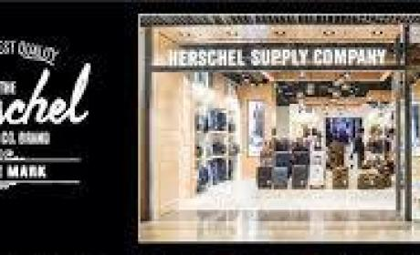 30% - 50% Sale at Herschel Supply Company, August 2017