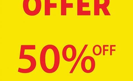 Up to 50% Sale at Hi Phone Telecom, August 2017