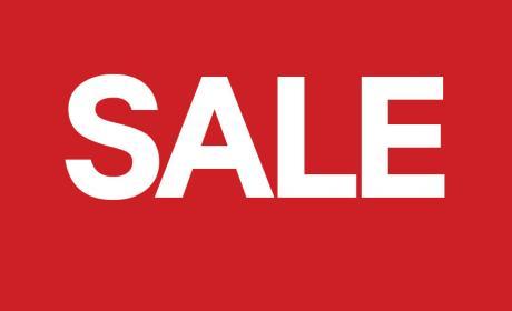 50% - 70% Sale at H&M, September 2014