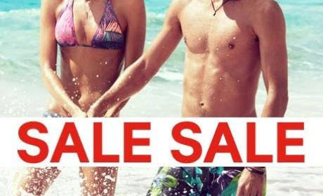 30% - 70% Sale at H&M, August 2018