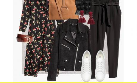 Spend 250 and get a free gift voucher worth AED 250 Offer at H&M, October 2017