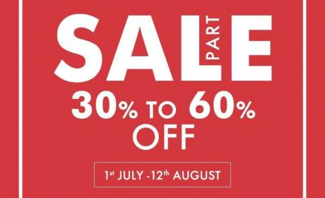 30% - 60% Sale at Home Box, August 2017