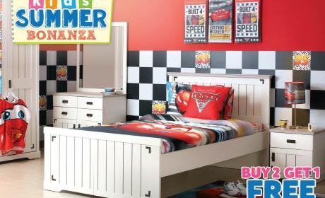 Buy 2 and get 1 Offer at Home Center, August 2017