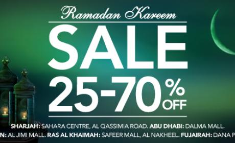 25% - 70% Sale at Home Center, July 2014