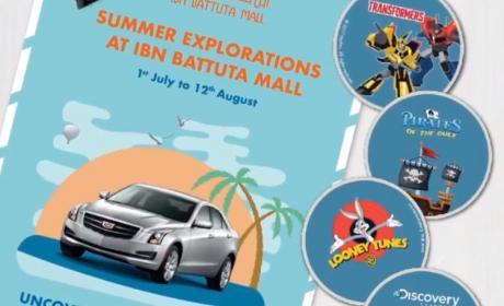 Special Offer at Ibn Battuta Mall, August 2017
