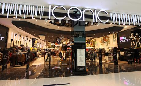 Up to 70% Sale at ICONIC, November 2017
