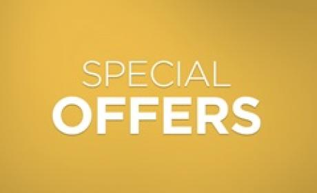 Special Offer at ICONIC, July 2017