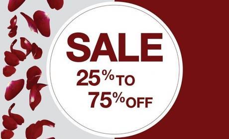 25% - 75% Sale at ID Design, March 2018