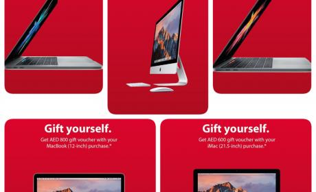 Special Offer at iStyle Apple Computers, July 2017