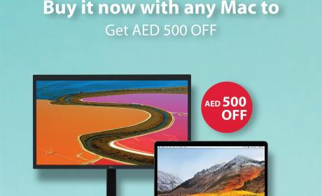 Special Offer at iStyle Apple Computers, April 2018