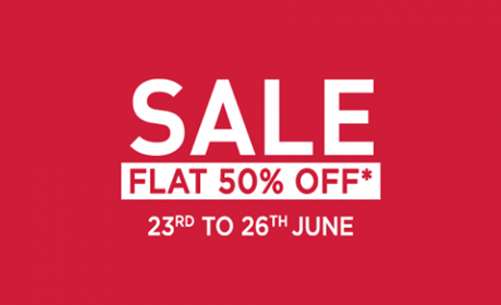 Up to 50% Sale at Jack & Jones, June 2017