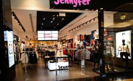 Spend 300 And save AED 100 Offer at Jennyfer, June 2018