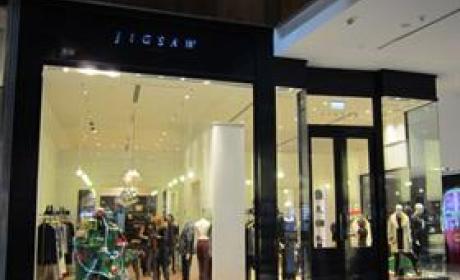 30% - 70% Sale at Jigsaw, December 2017