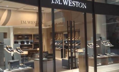 40% - 50% Sale at JM Weston, October 2017