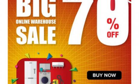 Special Offer at Jumbo Electronics, May 2018