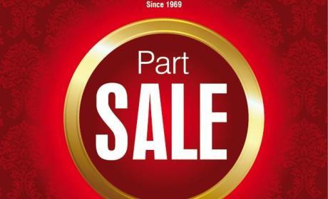 25% - 50% Sale at K Corner, September 2014