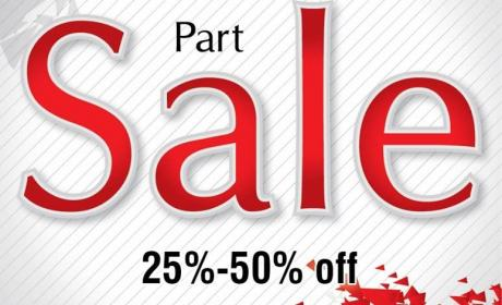 Up to 50% Sale at K Corner, February 2015