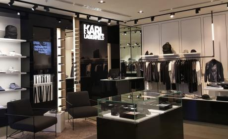 30% - 50% Sale at Karl Lagerfeld, August 2017