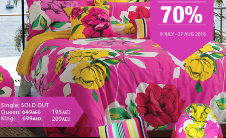 Up to 70% Sale at KAS Australia, August 2016
