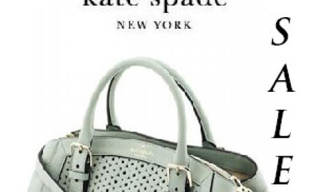 25% - 50% Sale at Kate Spade, August 2017