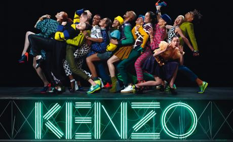 Up to 50% Sale at Kenzo, August 2017
