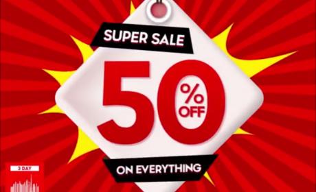 Up to 50% Sale at Kipling, November 2017