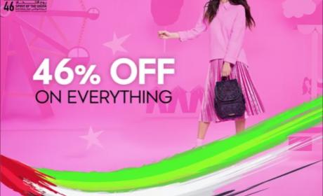 Up to 46% Sale at Kipling, December 2017