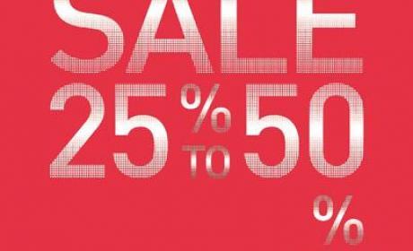 25% - 50% Sale at Kurt Geiger, June 2014