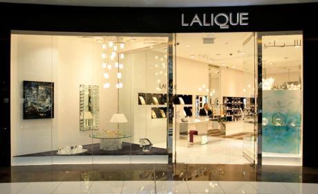 70% - 75% Sale at Lalique, August 2017