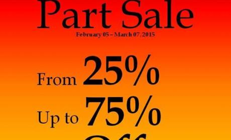 25% - 75% Sale at Laura Ashley, August 2016