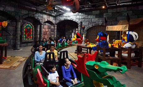 Special Offer at LEGOLAND, August 2017