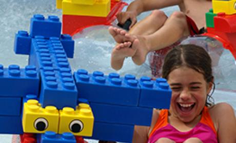 Special Offer at LEGOLAND Water Park, August 2017