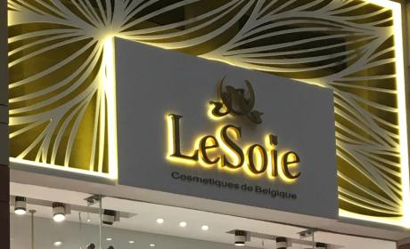 Buy 1 and get 1 Offer at lesoie, May 2017