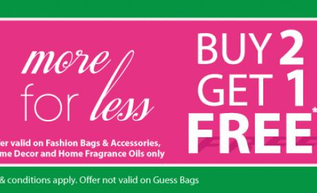 Buy 2 and get 1 Offer at Lifestyle, December 2014