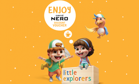 Special Offer at Little Explorers, December 2017